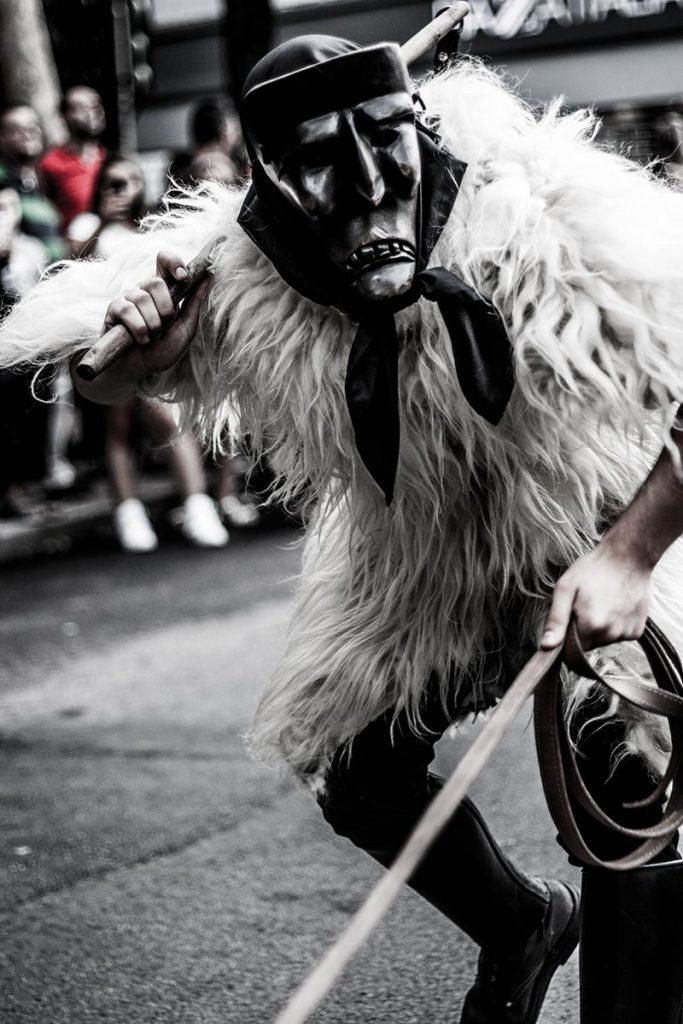 Progetto fotografico, Massimo Demelas, Reportage, Sardegna, Milano, Carnevale Sardegna