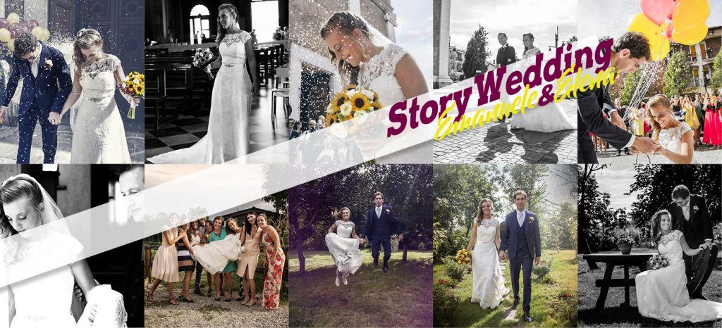 Story Wedding Ele&Ema