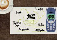La tecnologia negli anni 2000