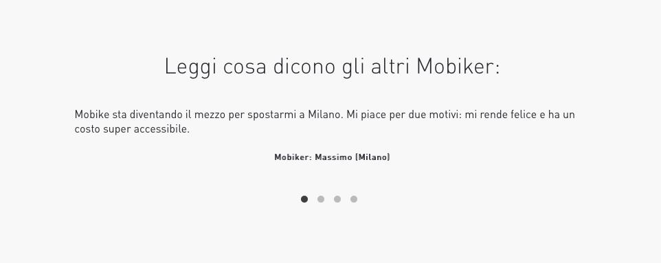 Mobiker Massimo Demelas - Videomaker Milano - Mobike Italia