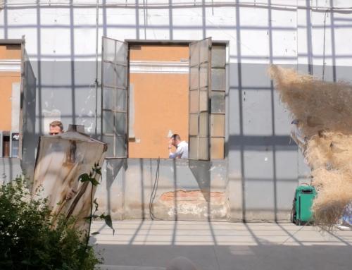 Alcova: l'ex fabbrica di panettoni si veste di design – Fuorisalone 2018 – Video di Massimo Demelas