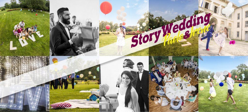 Story Wedding Paolo&Irene