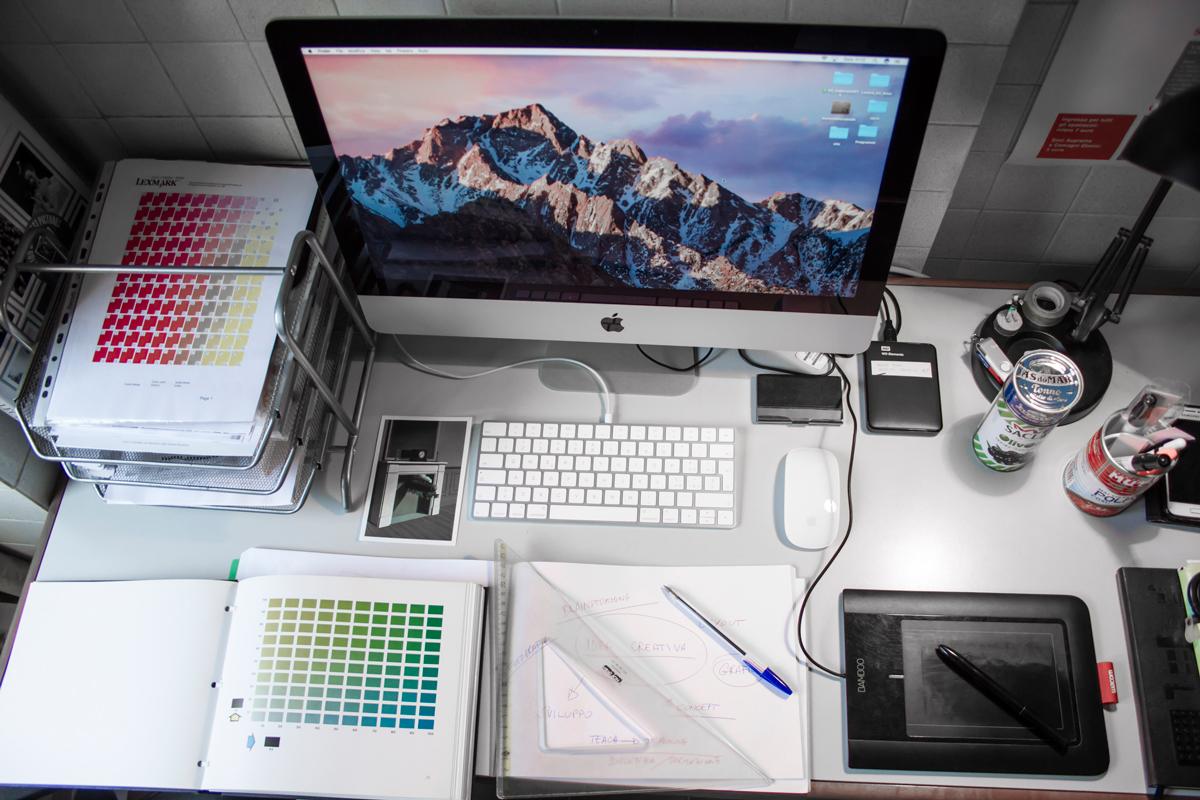Progetto di Immagine Coordinata - Studio Massimo Demelas