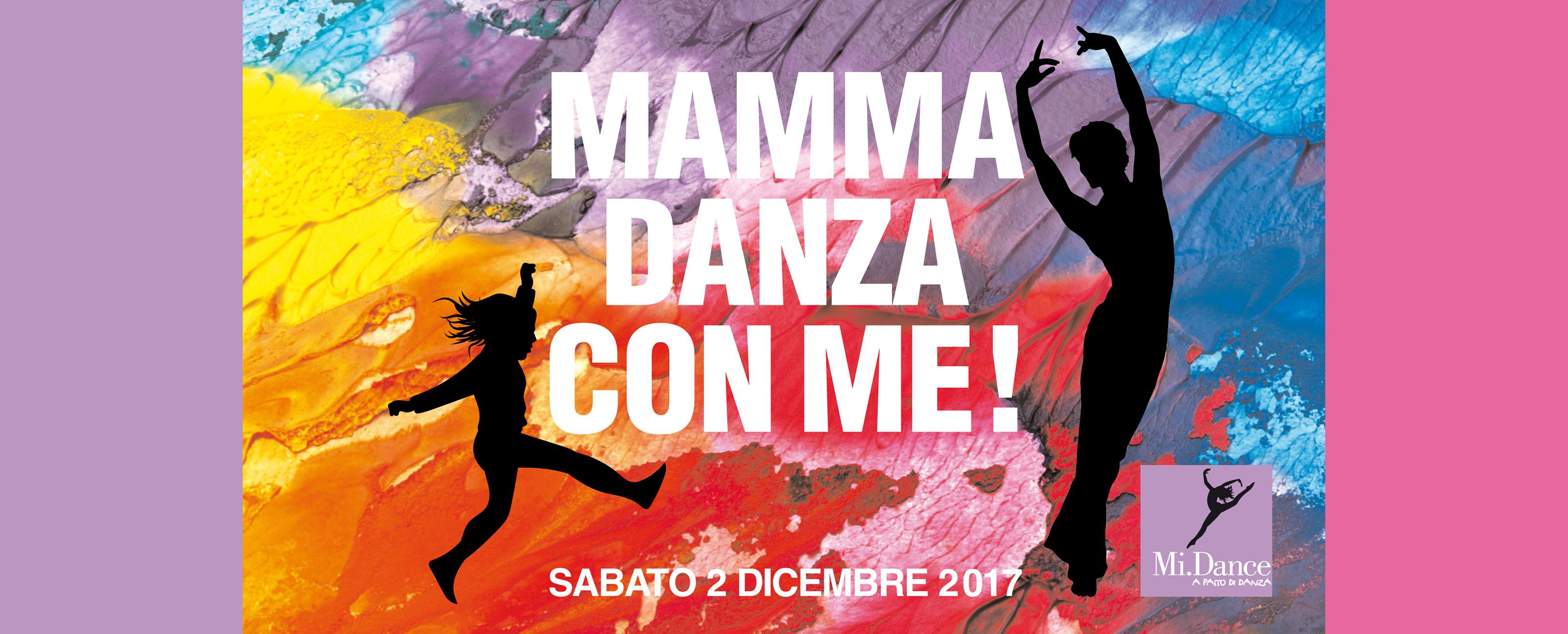 Mi.Dance - Danza - Mamma Danza con me
