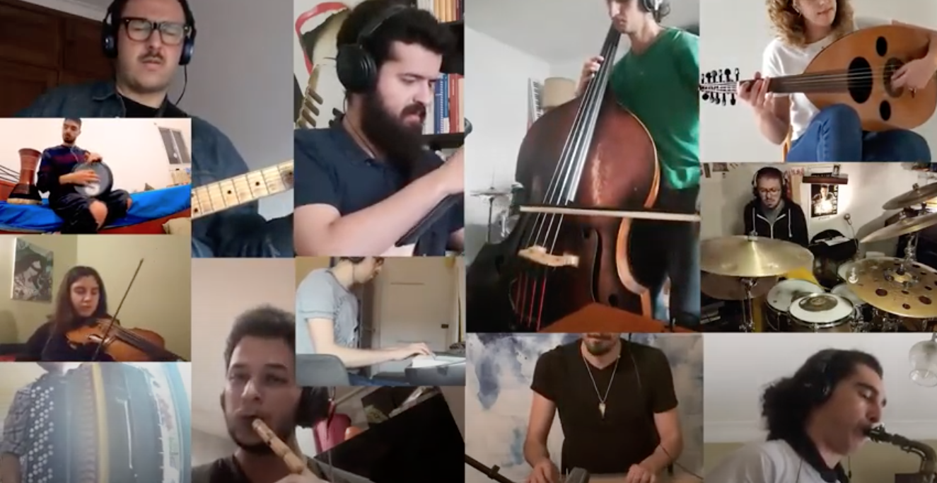 "Video ""Medinea Nuoro Session"" – La musica non si ferma, anche a distanza."